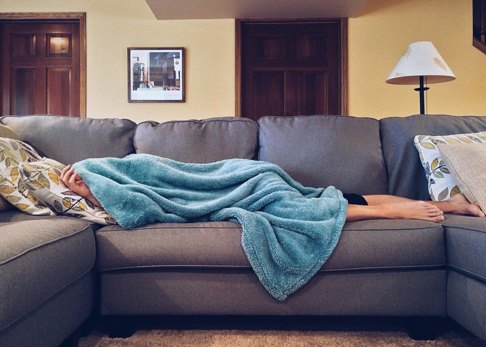 Why Do I Sleep So Much When I'm Sick