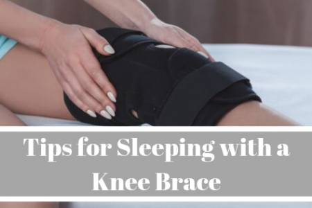 Sleeping with a Knee Brace? See if This Helps