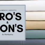 The Pro's and Con's of Bamboo Sheets