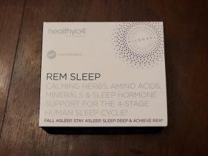 healhycell rem sleep review box 1