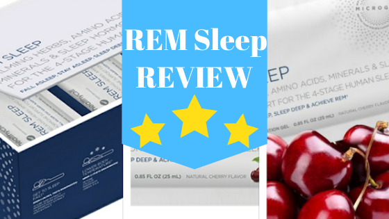 REM Sleep Review   Sleep Better from HealthyCell