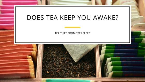 does teak keep you awake