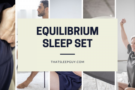 Equilibrium Sleep Set Review – My New Favorite Sleepwear