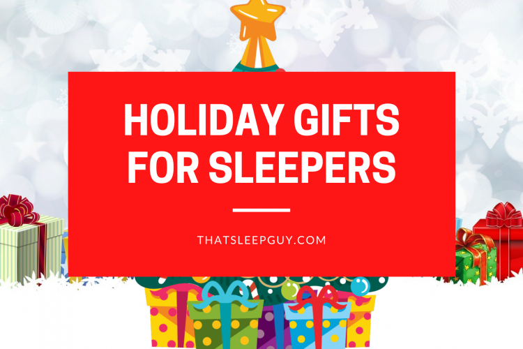 holidaygiftsforsleepers