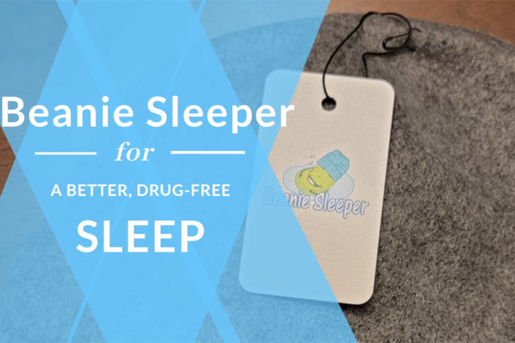 The Beanie Sleeper – Better Than a Sleep mask