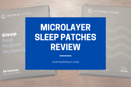 Microlayer Sleep Patch Review