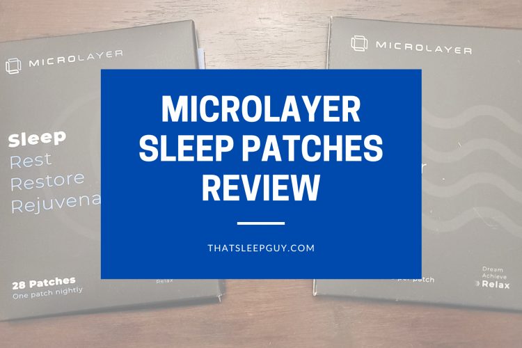 sleep patches that work